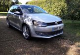 Volkswagen Polo 1.2 TSI SEL 3DR 105ps 2010 50300 miles FSH 6 spd manual 2 keys