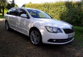 Skoda Superb 2.0TDI 140ps estate DSG 2015 Elegance 1owner FSH only36Kmiles 55mpg