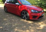 Volkswagen Golf R 2.0TSI 3dr 6 spd manual 296bhp 4wd Dec2015 10K miles superb