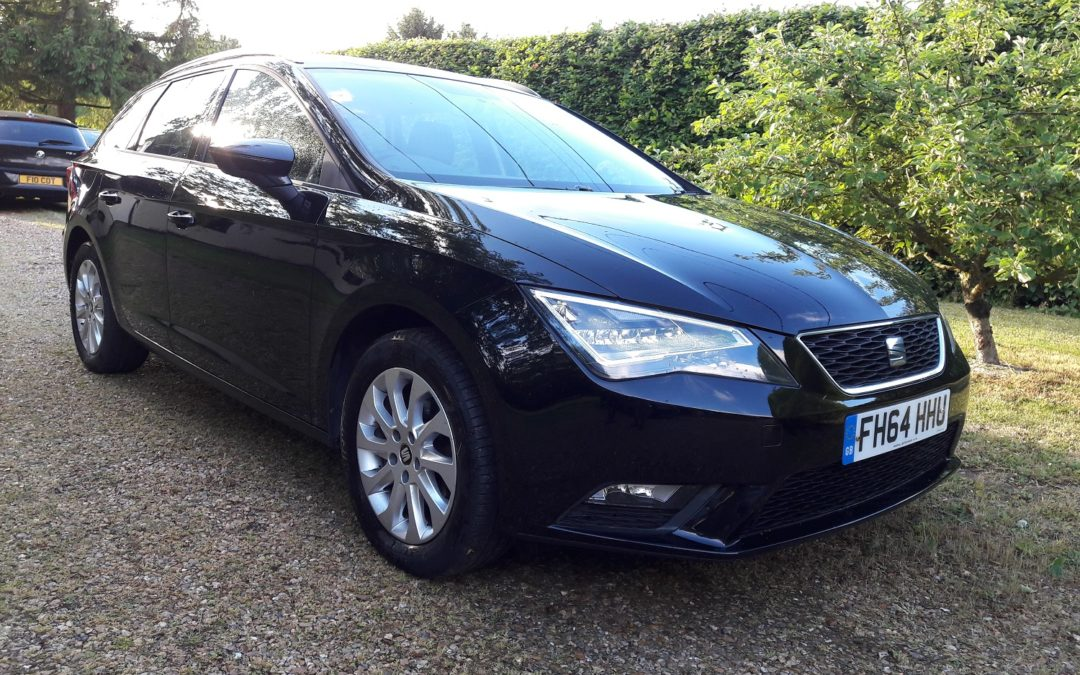 Seat Leon 1.6TDI SE Sports Estate Tech pack 105BHP £0 RFL £4595