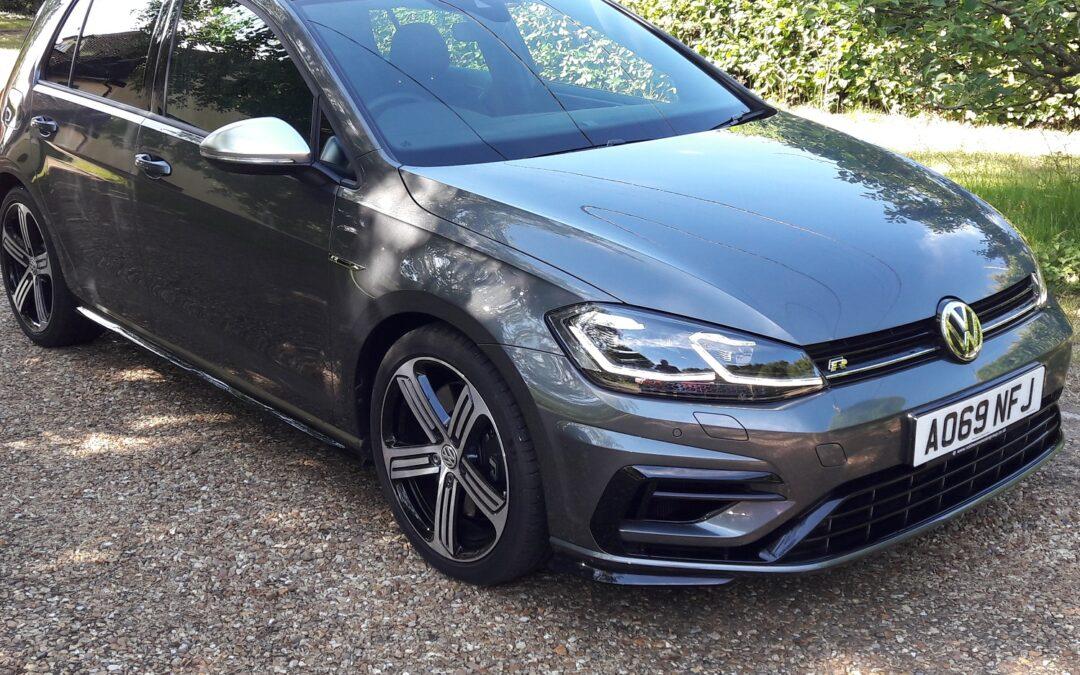 Volkswagen Golf R 2.0TSI 306bhp 69 plate 5 door DSG. As new. £SOLD