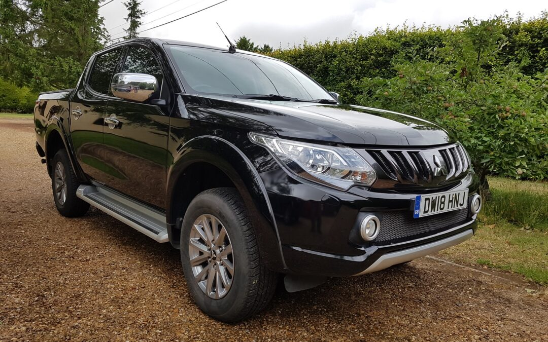 Mitsubishi L200 Double Cab DI-D 178 Barbarian 4WD Pick Up. 2018 6 speed manual £SOLD