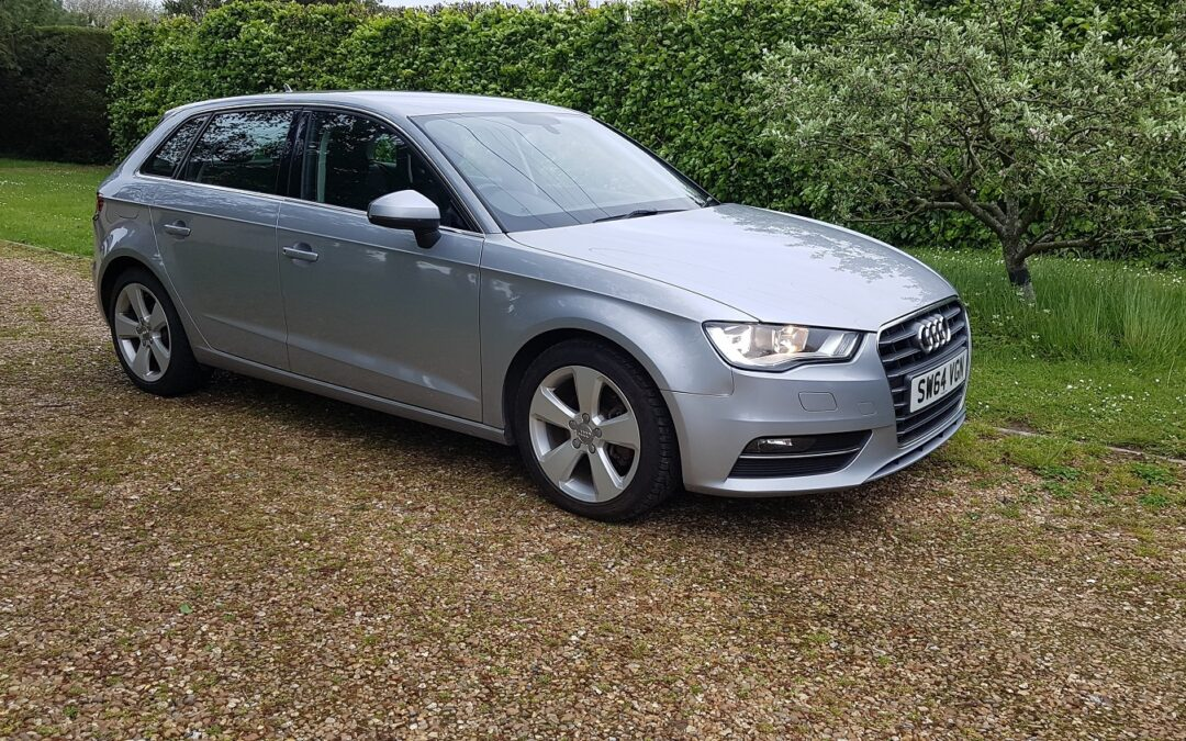 Audi A3 2.0 Sport TDI 2014 (64 plate) 5 dr hatch. 73,000 miles 2 owners. 6 speed manual £SOLD